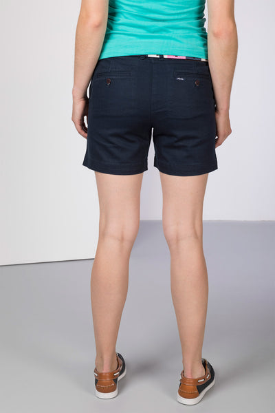 Navy - Ladies Portia Shorts