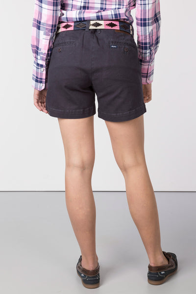Smoke - Ladies Portia Shorts