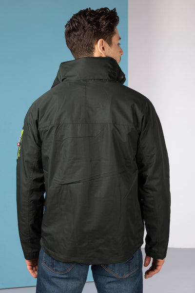 Forest - Mens Bainton II Waterproof Jacket