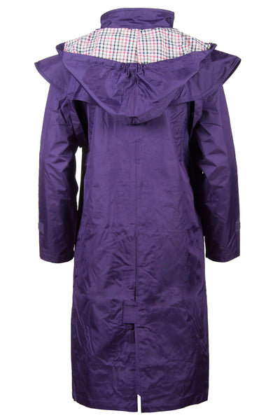 Damson - Girls Full Length Riding Coat