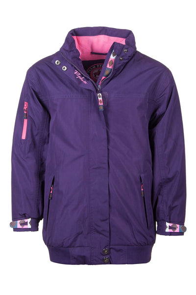 Purple - Junior Ripon Equestrian Jacket