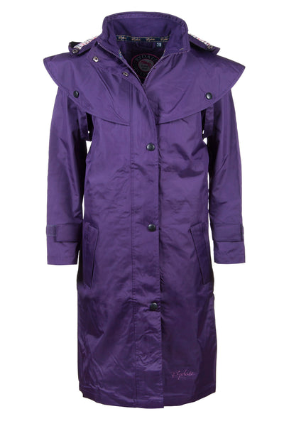 Damson - Junior Vented Riding Coat