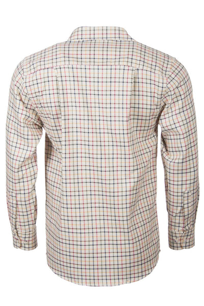 Red Mix - Long Sleeved Country Check Shirt