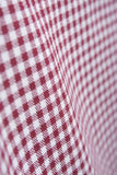 Red Gingham - Rydale Mens Classic Style Check shirts