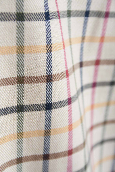 Red Mix - Mens Rydale Checked Shirts