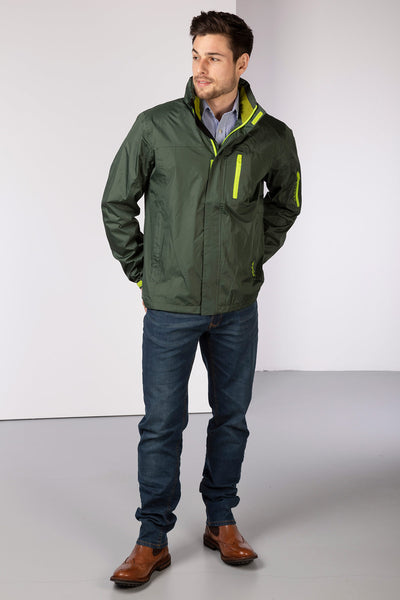Dark Olive - Mens Reeth Jacket