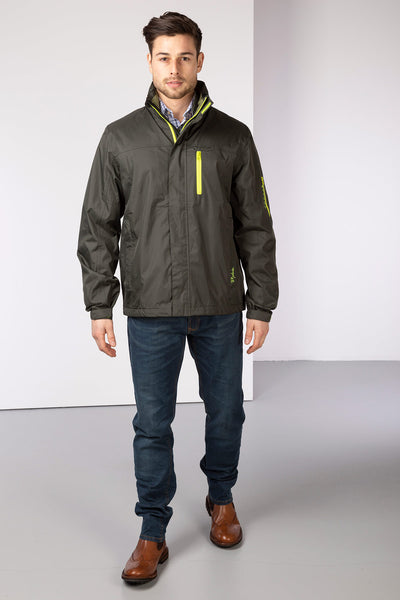 Olive II - Mens Reeth Jacket