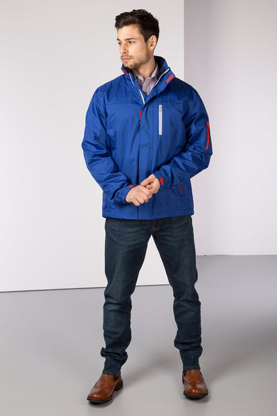 Royal Blue II - Mens Reeth Jacket
