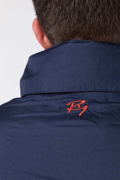 Navy - Mens Reeth Jacket