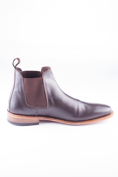 Brown - Gents Leather Chelsea Boots