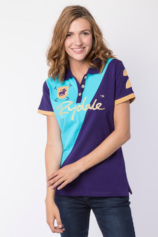 Grape - Richmond Ladies Polo Shirt