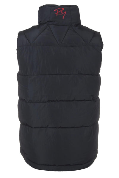 Black - Men's Padded Bodywarmer