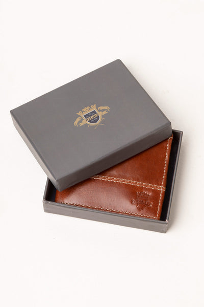 Ripley Leather Bi-Fold Wallet