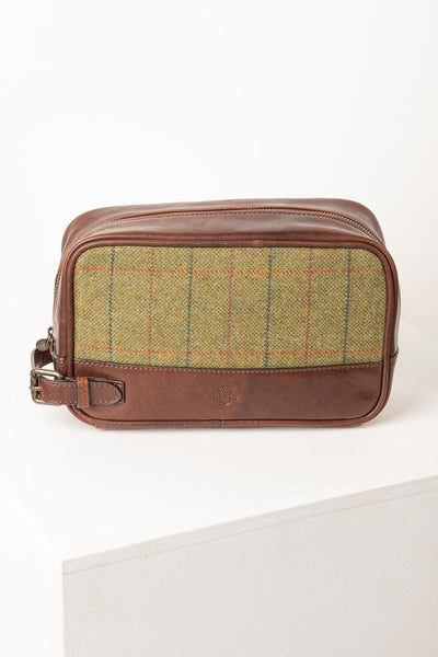 Ripley Tweed Washbag