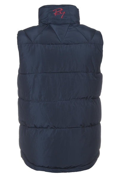 Navy - Men's Padded Bodywarmer