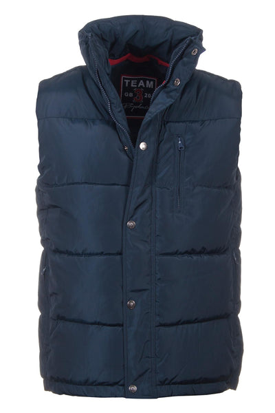 Navy - Rydale Ripley Padded Gilet