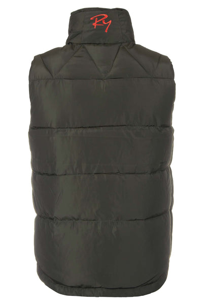 Olive - Men's Padded Bodywarmer
