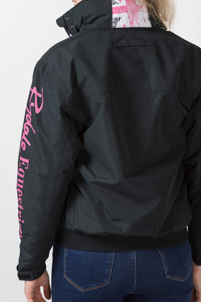 Black - Ripon II British Jacket Sleeve