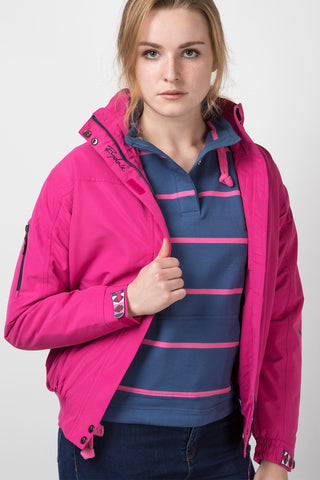 Ripon II Polo Jacket with Sleeve