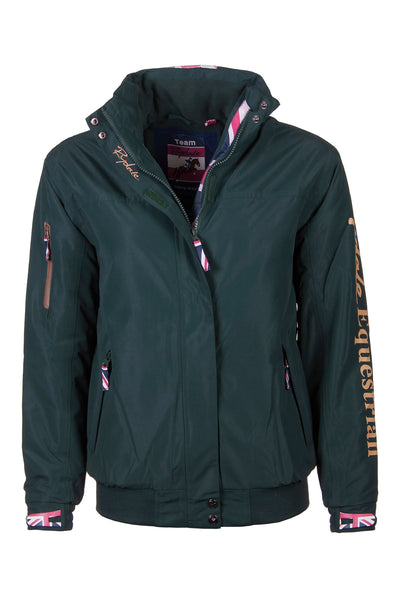 Dark Green - Ripon II British Jacket Sleeve
