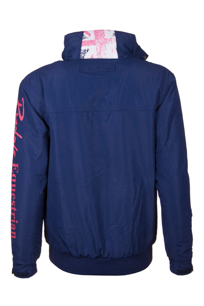 Navy - Ripon II British Jacket Sleeve
