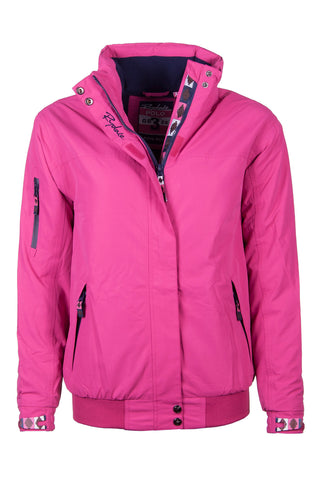 Ripon II Team Rydale Jacket with Sleeve