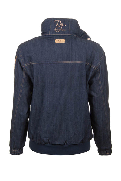Denim - Rydale Ladies Ripon Team Rydale Jacket Team Rydale Sleeve