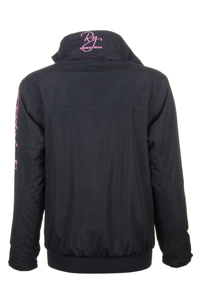 Black - Rydale Ripon Polo Jackets for Women