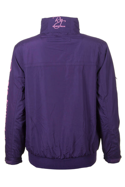 Dark Purple - Rydale Ripon Polo Jackets for Women