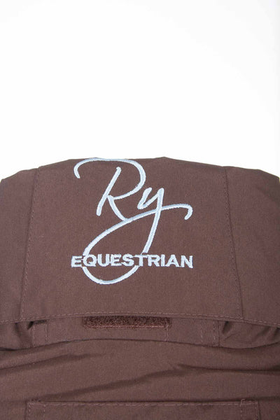 Dark Mocha - Rydale Ripon Polo Jackets for Women