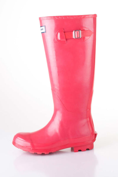 Ruby - Red Rydale Festival Wellies