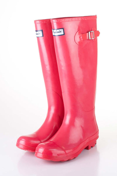 Ruby - Pink Rydale Fashion Wellies