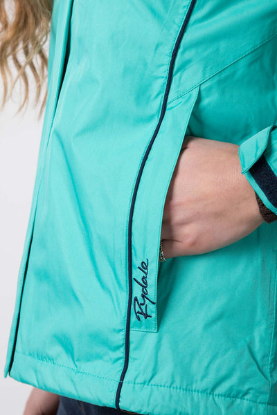 Dark Aqua - Ladies Rosedale Jacket