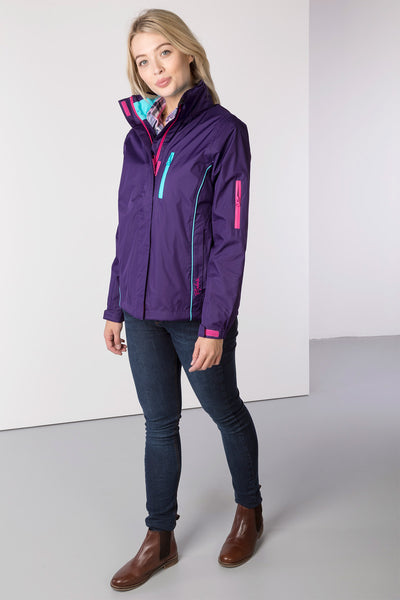 Grape - Ladies Rosedale Jacket