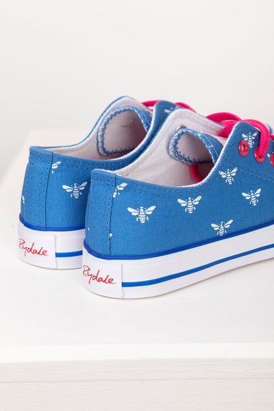 Pacific - Roxby II Canvas Trainers