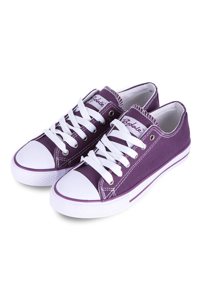 Berry - Ladies Roxby Canvas Trainers