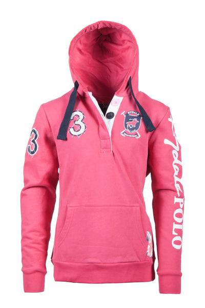 Ruby - Junior Button Neck Rydale Hoodies