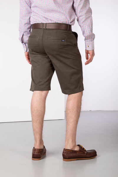 Khaki - Men's Rupert Chino Shorts