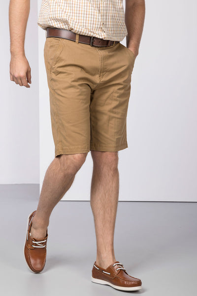 Sand - Rupert Mens Chino Shorts