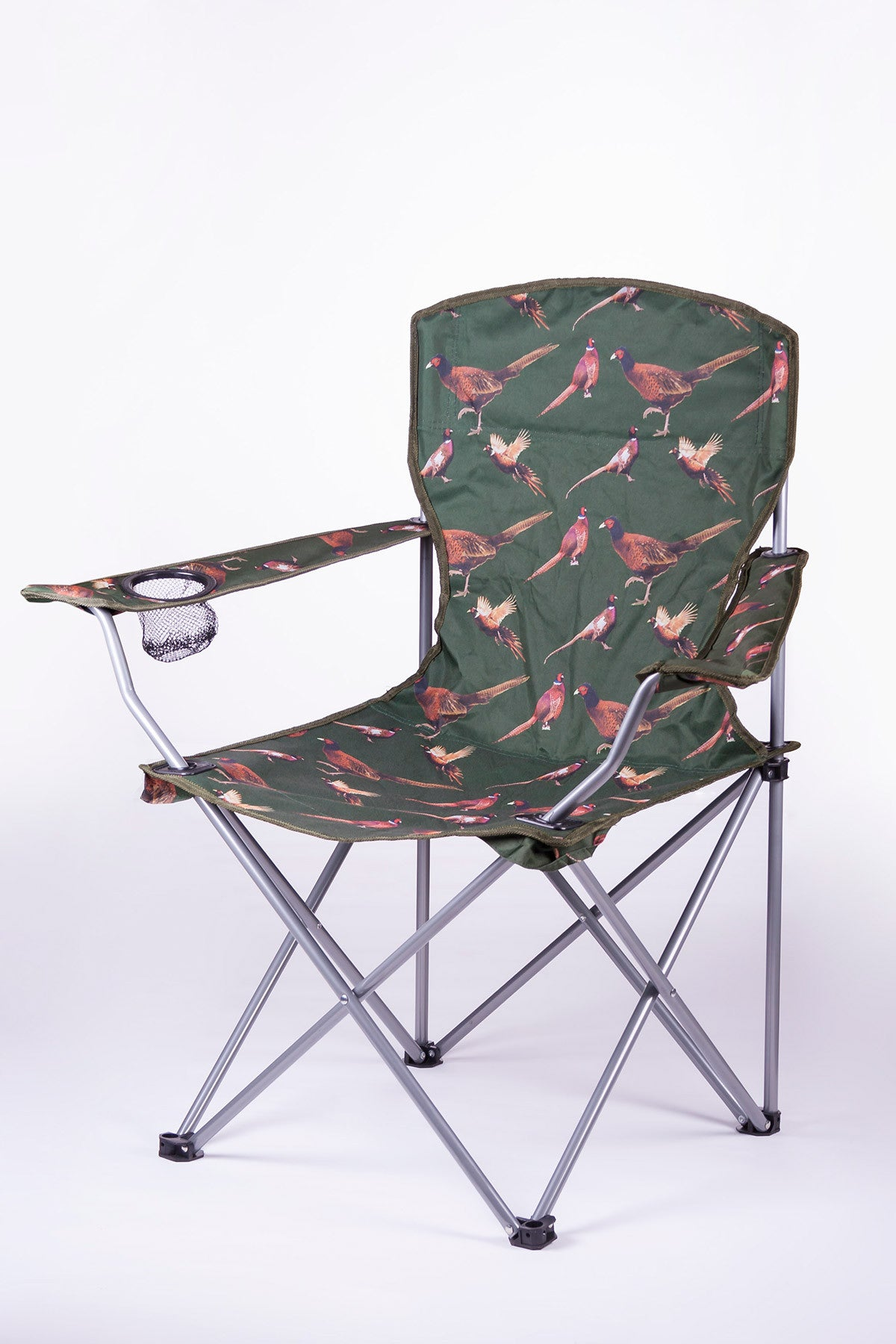 Rydale Patterned Folding Camping Chair