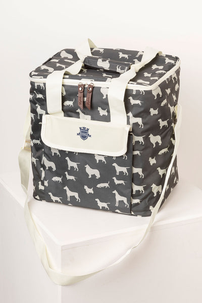 Grey - Rydale Family Cool Bag