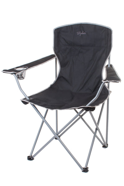 Black - Rydale Camping Chair