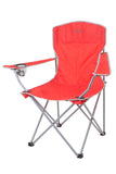 Red - Rydale Camping Chair