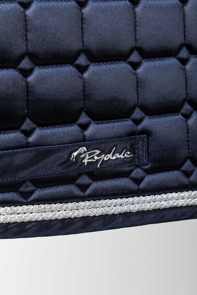 Navy - Saddle Pad - Askwith