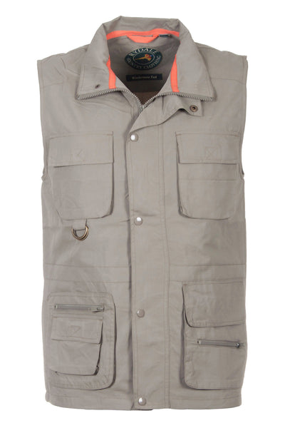 Stone - Safari Vest by Rydale