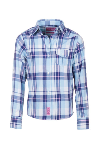 Girls' Country Check Shirts