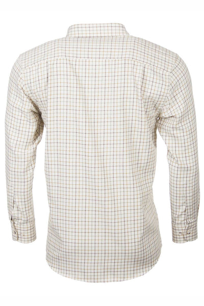 Hovingham Sand - Mens Rydale Long Sleeved Shirts