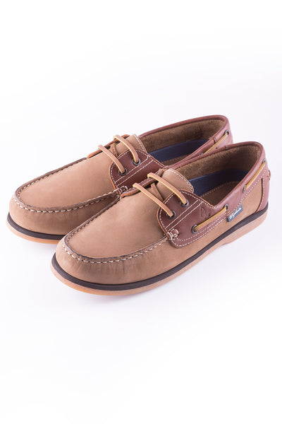 Camel - Men's Sandsend Deck Shoes