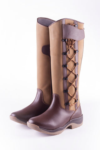 Middleham Leather Riding Boots