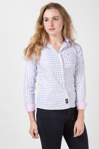 Hannah Country Check Shirt - Ellie